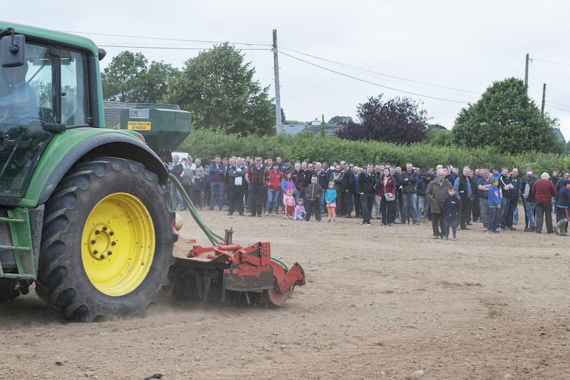 Dairygold Reseeding Event   13th July 2017
