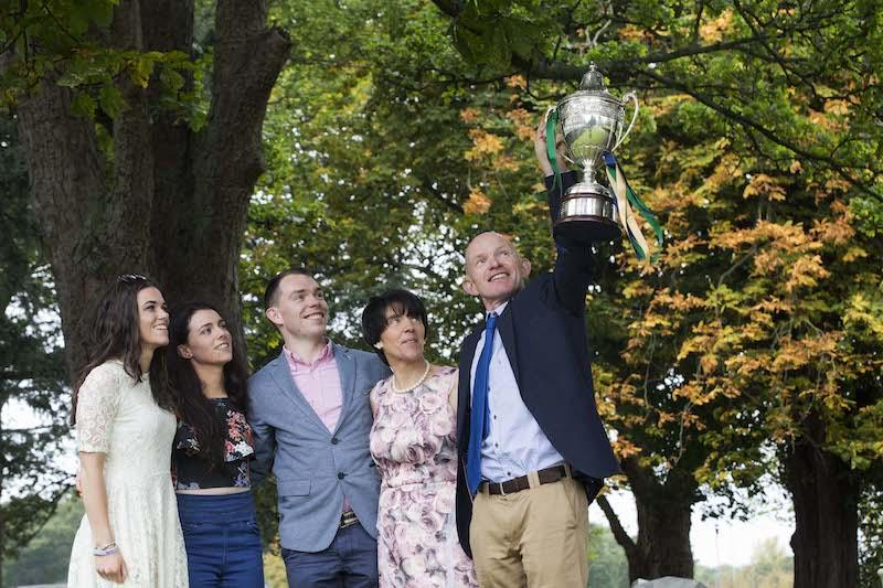 Dairygold Supplier Wins Overall Quality Milk Award